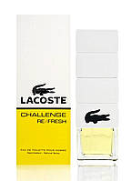 Lacoste Challenge Refresh - edt 90 ml.