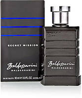 Hugo Boss Baldessarini Secret Mission - edt 90 ml.