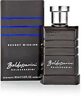 Hugo Boss Baldessarini Secret Mission - edt 90 ml.