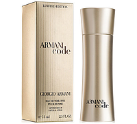 Giorgio Armani Code Pour Homme Golden Edition - edt 100 ml