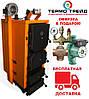 Котел длительного горения Донтерм ДТМ Турбо 17 кВт