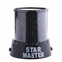 Проектор звездного неба Star Master без адаптера, черный