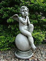 Фигурка Ангел на шаре