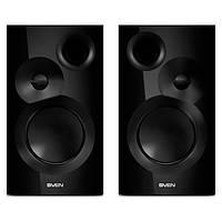 Акустические колонки 2.0 Sven SPS-701 Black (SPS-701 black (SVEN))