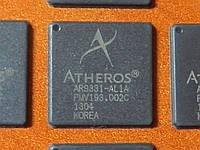 Atheros AR9331-AL1A LPCC148 - SoC IEEE 802.11n 1x1 2.4 GHz - однокристальный сетевой процессор