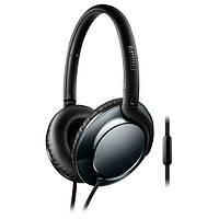 Наушники накладные с микрофоном Philips SHL4805DC / 00 Black (SHL4805DC / 00)