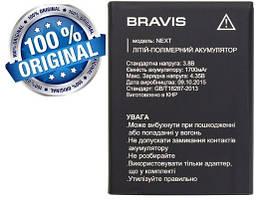 Аккумулятор батарея для Bravis Next оригинал