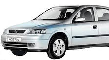 Фаркопы на Opel Astra G Classic (c 1997--)