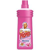 Моющее средство Mr.proper роза 750 мл