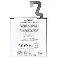 Аккумулятор НОКИЯ (Гарантия 6 месяцев) Батарея НОКИЯ ЛЮМИЯ Lumia 920 АКБ NOKIA BP-4GW