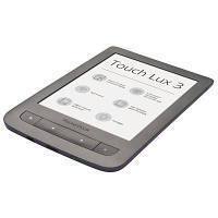 Электронная книга PocketBook 626 Touch Lux 3 Gray (PB626 (2) -Y-CIS)