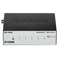 Свитч D-Link DGS-1005D 5 портов (DGS-1005D)