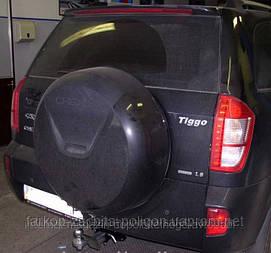 Фаркоп быстросъемный Chery Tiggo с 2012 г.