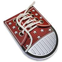 Блокнот-кеды ShoesNotes, 50 листов, 105*145 мм «Stars»