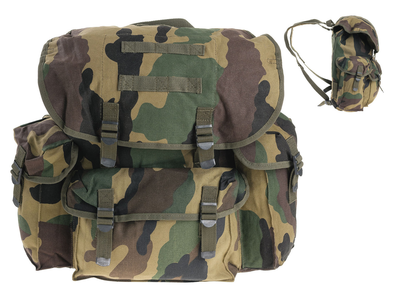 Тактический рюкзак BW 25L - Woodland