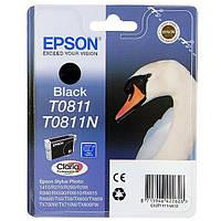 Epson T08111 Картридж Black (Черный) повышенной емкости (C13T11114A10)