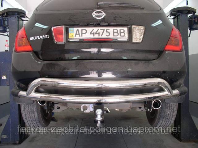 Фаркоп быстросъемный Nissan Murano с 2003 г.