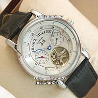 Часы Franck Muller (механика) silver/white. Реплика