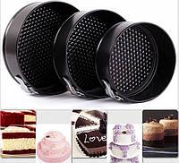Антипригарным SPRINGFORM 3шт кекса, торты, пироги