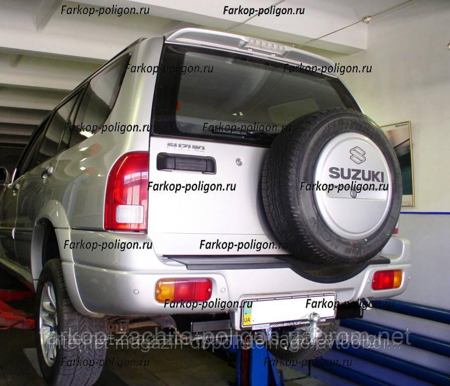 Фаркоп швидкознімний Suzuki Grand Vitara XL 7 з 2003-2006 р.