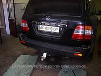 Фаркоп быстросъемный Toyota Land Cruiser 100 (на штатную балку) с 1998 г.