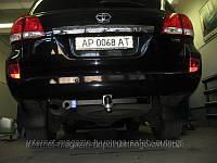 Фаркоп быстросъемный Toyota Land Cruiser 200 с 2007 г.