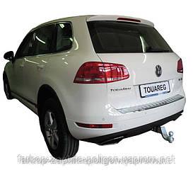 Фаркоп быстросъемный Volkswagen Touareg с 2006- г.