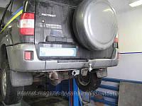 Фаркоп быстросъемный УАЗ Patriot с 2005 г.