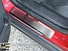 Накладки на пороги Chevrolet Tracker з 2013 р., фото 2