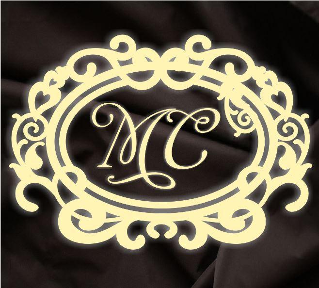 Монограмма свадебная, герб молодоженов 17