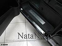 Накладки на пороги Mercedes Benz Vito / Viano