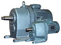 Цилиндрические двухступенчатые мотор-редукторы серии 4МЦ2С