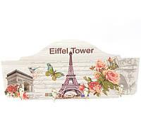 Ключница Эйфелевая башня (36х17,5х3,5 см)