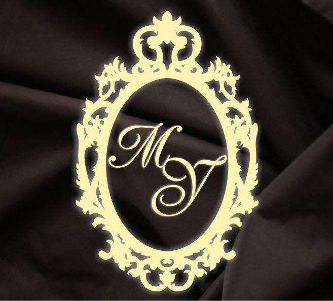 Монограмма свадебная, герб молодоженов 21