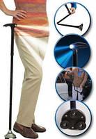 Трость для ходьбы Ultimate Magic Cane with LED Lights (палка для передвижения и пожилых людей Меджик