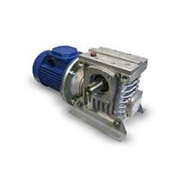 Червячные мотор-редукторы тип МЧ (одноступенчатые)