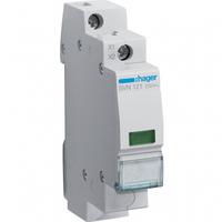 Индикатор LED 230V зеленый SVN121 Hager