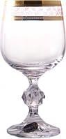 Рюмка для водки Bohemia 50мл Claudia GOLD  6шт (40149/43081/050)