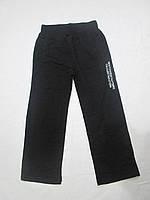 Брюки спортивные для мальчика 6-10 лет ,прямая штанина ,спорт модель на резинке