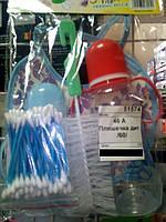 Бутылочка для кормления 60мл А-Плюс 45А