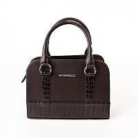Женская комбинированная сумка