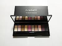 Тени для век MAC 10-color eyesshow