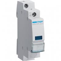 Индикатор LED 230V синий SVN124 Hager