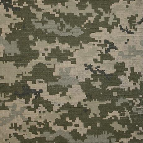 Ткань РИП-СТОП Пиксель (x.50/п.50)