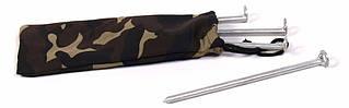 Набор колышков для тентов, палаток 6шт Силумин КТ