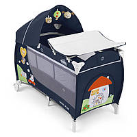 Кроватка-манеж CAM Daily Plus