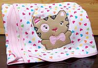 Детские пледы, одеяла