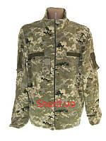 Куртка камуфляж флисовая с вставками Digital ВСУ ФР-00325