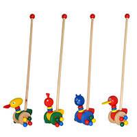 Деревянная игрушка Каталка MD 0025