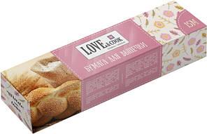Пергамент для выпечки (коричневий) Love & Cook Ширина 280мм*6м